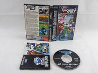 Virtual On Cyber Troopers Sega Saturn Complete PAL