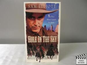 Hole In The Sky VHS Sam Elliott, Jerry O'Connell, Ricky Jay; John Kent Harrison