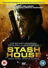 Stash House (DVD) (2012) Dolph Lundgren