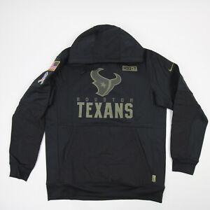 Houston Texans Nike  Sweatshirt Men's Black New with Tags
