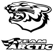 Arctic Cat 8.75X8.75 - Window sticker Quad Hunting Off Road Outdoor Vinyl Decal