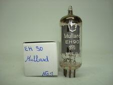 EH90 -6BY6 -  6CS6 TUBE. MULLARD BRAND TUBE. NOS TUBE. RCB110