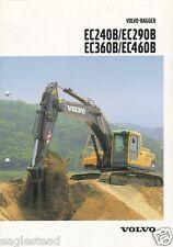 Equipment Brochure - Volvo - Ec 240B et al - Excavator - 2002 German lang(Eb590)