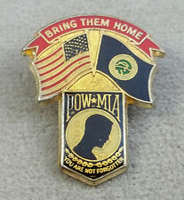 Minnesota POW - MIA Bring Them Home / You Are Not Forgotten Pin