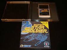 Super Star Soldier NEC PC Engine Hu-Card Japan