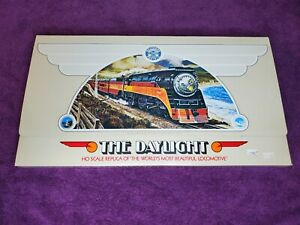 Bachmann The Daylight Southern Pacific  SP GS4 4-8-4 & 48' Tender Train Set HO