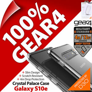 Gear4 Crystal Palace D3O 4m Drop Protection Case for Samsung Galaxy S10e