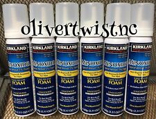 Mens KIRKLAND Compare To Rogaine 5% Topical Foam 6 Month Supply 6 Cans NOV 2018