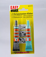 Zwei-Komponenten-Kleber Epoxidkleber 2K Epoxy Klebstoff Harz Epoxidharz STARK!