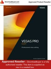 Magix VEGAS Pro 14 EDIT  - International Version - for Windows