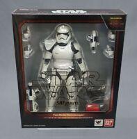 SH S.H. Figuarts First Order Stormtrooper (The Last Jedi) Special Set Bandai JP*