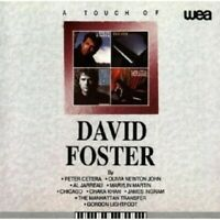 DAVID FOSTER - A TOUCH OF DAVID FOSTER CD POP NEW!
