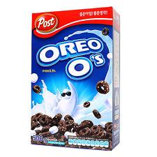 [Post] Oreo O's Original Choco Marshmallow Cereal 500g / Made In Korea