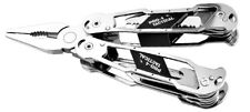 Pro-4 Tactical Multi Tool Pliers with Bonus Carry Case Stainless Steel NEW