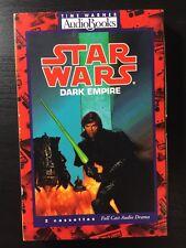 Dark Empire I by Tom Veitch (1994, Cassette, Abridged)