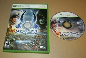 Sacred 2: Fallen Angel for Xbox 360 Fast Shipping!