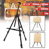Adjustable Artist Painting Easel Stand Floor Tripod Frame Display Craft