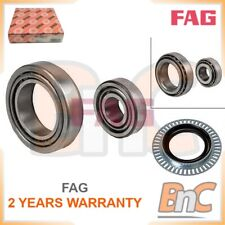 FAG FRONT WHEEL BEARING KIT MERCEDES-BENZ S-CLASS W220 COUPE C215 OEM 713667760