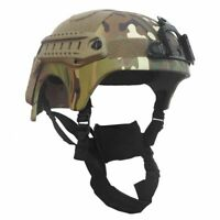 Elmetto Militare Multicam IBH Slitte Mount Softair AIRSOFT FAST TACTICAL HELMET
