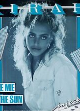 KIRAH take me to the sun HOLLAND INJECTION 1986 EX 12INCH 45 RPM
