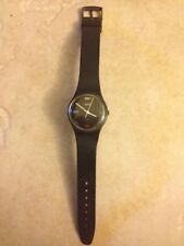 Vintage Swatch Watch Don't Be Too Late! RARE 1985
