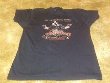 Captain Spaulding vintage horror promo shirt Lg 2 sided Rob Zombie Devils Reject
