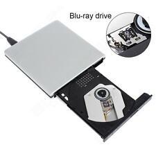 Blu-ray Disc USB 3.0 External DVD/CD/BD Burner ODD Drive Player for Windows,Mac