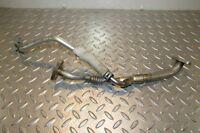 Turbo Oil Drain/Return Pipe. 2013 Isuzu Dmax 2.5 Twin Turbo