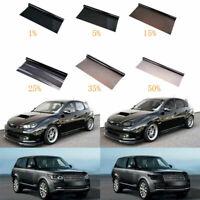 3M 1% 5% 15% 25% 35% 50% Auto Window Tint Film Roll Size Black Universal Plastic