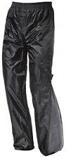 Held Aqua Pantaloni antipioggia Impermeabile Accosta Nero fino a misura 12xl S