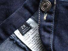 """BETTINA LIANO BowPocketCottonBlendSkinny""""O""""Jeans Size29"""" NWoT"""