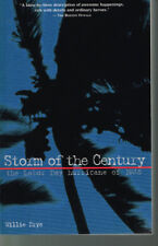 STORM OF THE CENTURY - THE LABOR DAY HURRICANE OF 1935 - USED VG