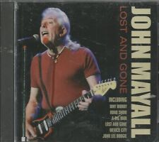 JOHN MAYALL -  CD - Lost And Gone  - BRAND NEW