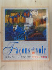 Facons de voir: French in Review (Student Edition) by Weinreb, Ruth Plaut