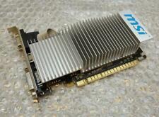 1GB MSI GeForce 210 DVI / VGA / HDMI PCI-e Graphics Video Card N210-MD1GD3H/LP