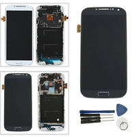 Full LCD Touch Screen Digitizer Assembly+Tools for Samsung Galaxy S4 i9500 i9505