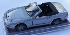PORSCHE; scala 1.43 Minichamps ARGENTO 968 Cabriolet