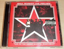 Live at the Grand Olympic Auditorium [PA] by Rage Against the Machine CD 2003