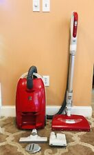 Kenmore Progressive Canister Vacuum Cleaner W/Onboard Attachments ~ Model 21714