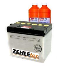Batterie 12V 16 Ah ersetzt durch stärkere 53030 53034 Rasenmäher MTD Stiga
