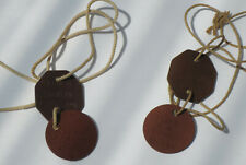 Canadian WW 2 Identification Dog Tags issued to same officer as Captain & Major