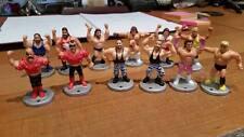 WWF Hasbro Royal Rumble Mini Lot of 12 WWE WCW NOW Jakks LJN Remco