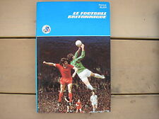 KEVIN KEEGAN LIVERPOOL ON COVER 1979 FRANCE BOOK ABOUT BRITISH FOOTBALL