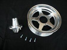 CNC front rim with hub, for Monkey bike / Dax bike, 2.5/2.75/3 X 10/12'