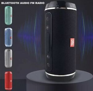 High power 40w Wireless Bluetooth Speaker Waterproof Stereo Bass Portable Player