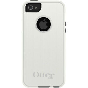 OtterBox 77-22167 COMMUTER Series Case for iPhone 5, 5S and SE - white