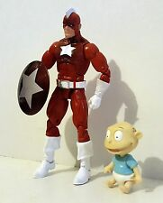 Marvel Legends Infinite Red Guardian Giant Man Series