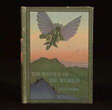 Livres anciens et de collection Jules Verne 1900 à 1960