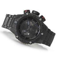 Invicta Subaqua Noma VI Black Band Metal Gunmetal Dial Quartz Men's Watch 26649
