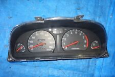 JDM Subaru Impreza WRX Gauge Cluster Speedometer Version 3 GC8 Manual 1995